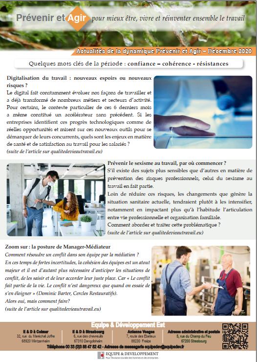 lettre infos qvt alsace 2020