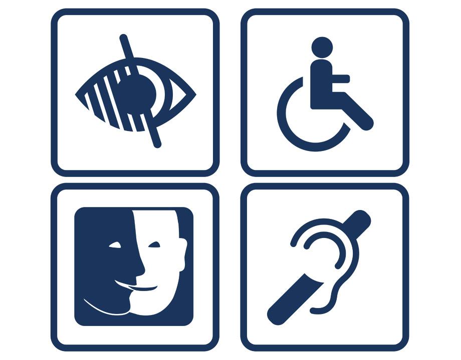 Inclusion handicap