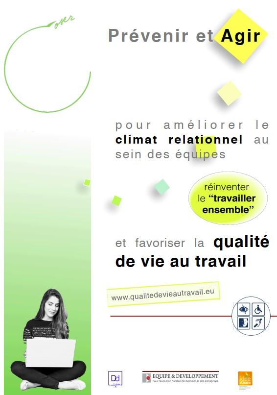 Catalogue de formation QVT Alsace
