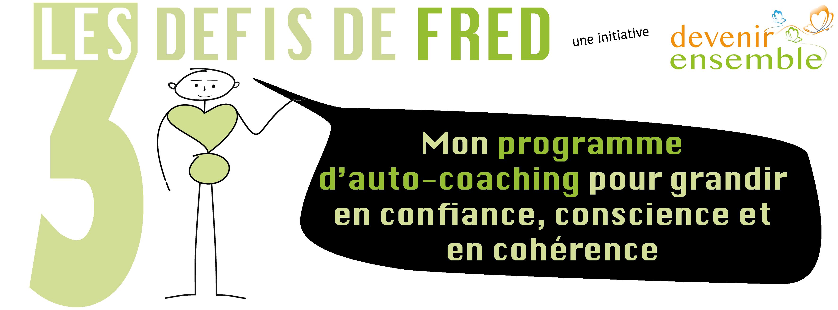 Les 3 défis de FRED